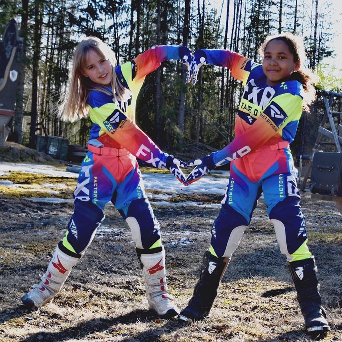 Dirt Bike Girls