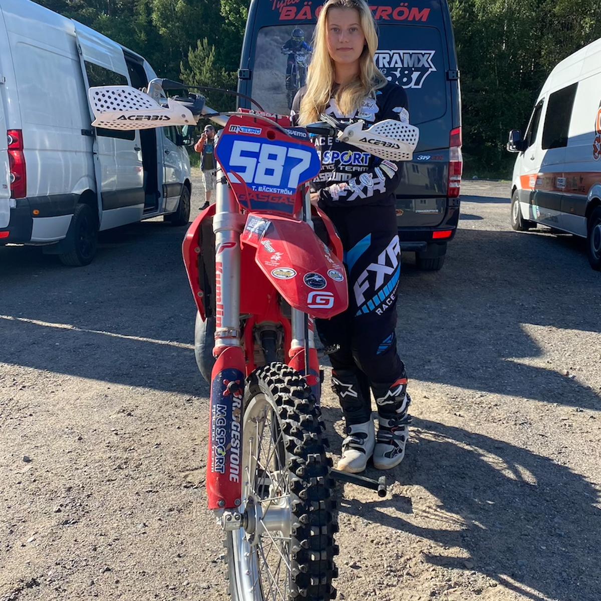 Tyra Bäckström